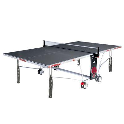 Cornilleau Sport 250S Rollaway Outdoor Table Tennis Table 2014 - Grey