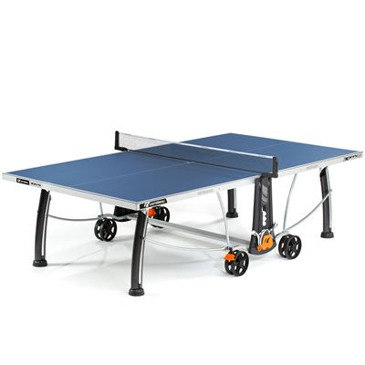 Cornilleau Sport 300S Crossover 5mm Table Tennis Table-Blue