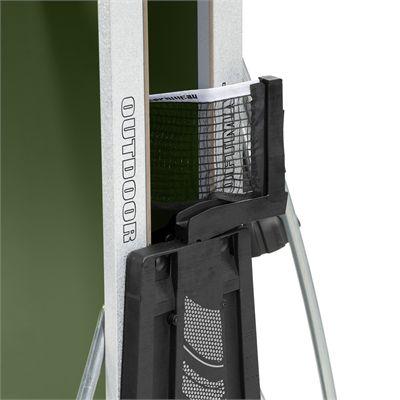 Cornilleau Sport 300S Crossover 5mm Table Tennis Table-Green-Folding Net