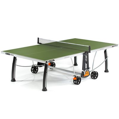 Cornilleau Sport 300S Crossover 5mm Table Tennis Table-Green