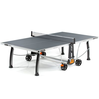 Cornilleau Sport 300S Crossover 5mm Table Tennis Table-Grey