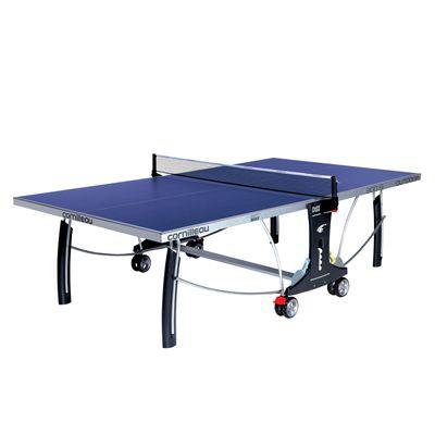 Cornilleau Sport 300S Rollaway Outdoor Table Tennis Table - Blue