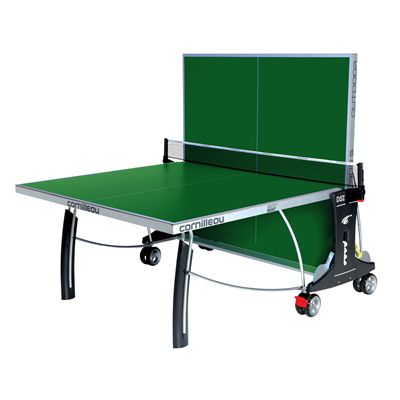 Cornilleau Sport 300S Rollaway Outdoor Table Tennis Table - Playback
