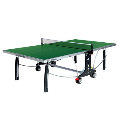 Cornilleau Sport 300S Rollaway Outdoor Table Tennis Table - Green