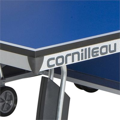 Cornilleau Sport 500 Rollaway Blue 22mm Indoor Table Tennis Table - Playing Surface