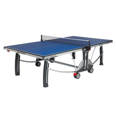 Cornilleau Sport 500 Rollaway Blue 22mm Indoor Table Tennis Table