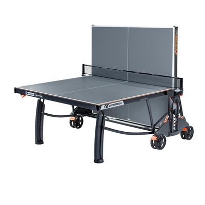 Cornilleau Sport 700M Crossover Rollaway Outdoor Table Tennis Table - Playback