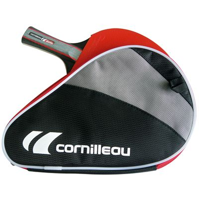 Cornilleau Table Tennis Bat Cover - with bat