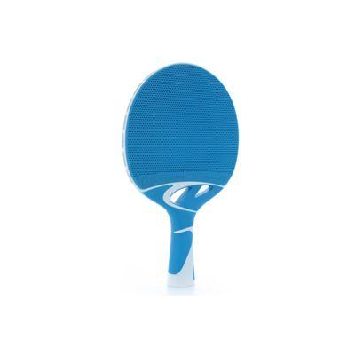 Cornilleau Tacteo 30 Schoolsport Composite Bat - Blue - rotated view