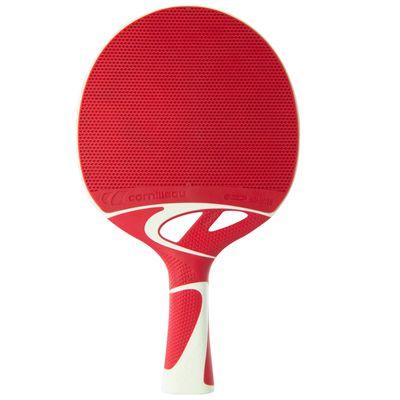 Cornilleau Tacteo 50 Composite Table Tennis Bat Red Main