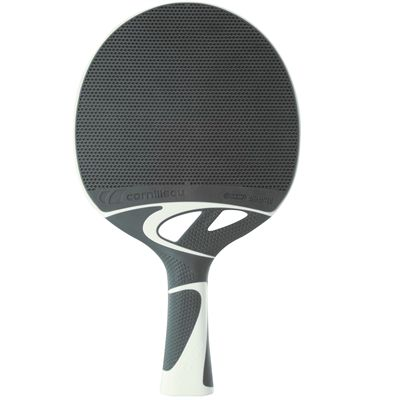 Cornilleau Tacteo 50 Composite Table Tennis Bat-grey-main