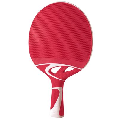 Cornilleau Tacteo Composite Duo Set - Red Bat