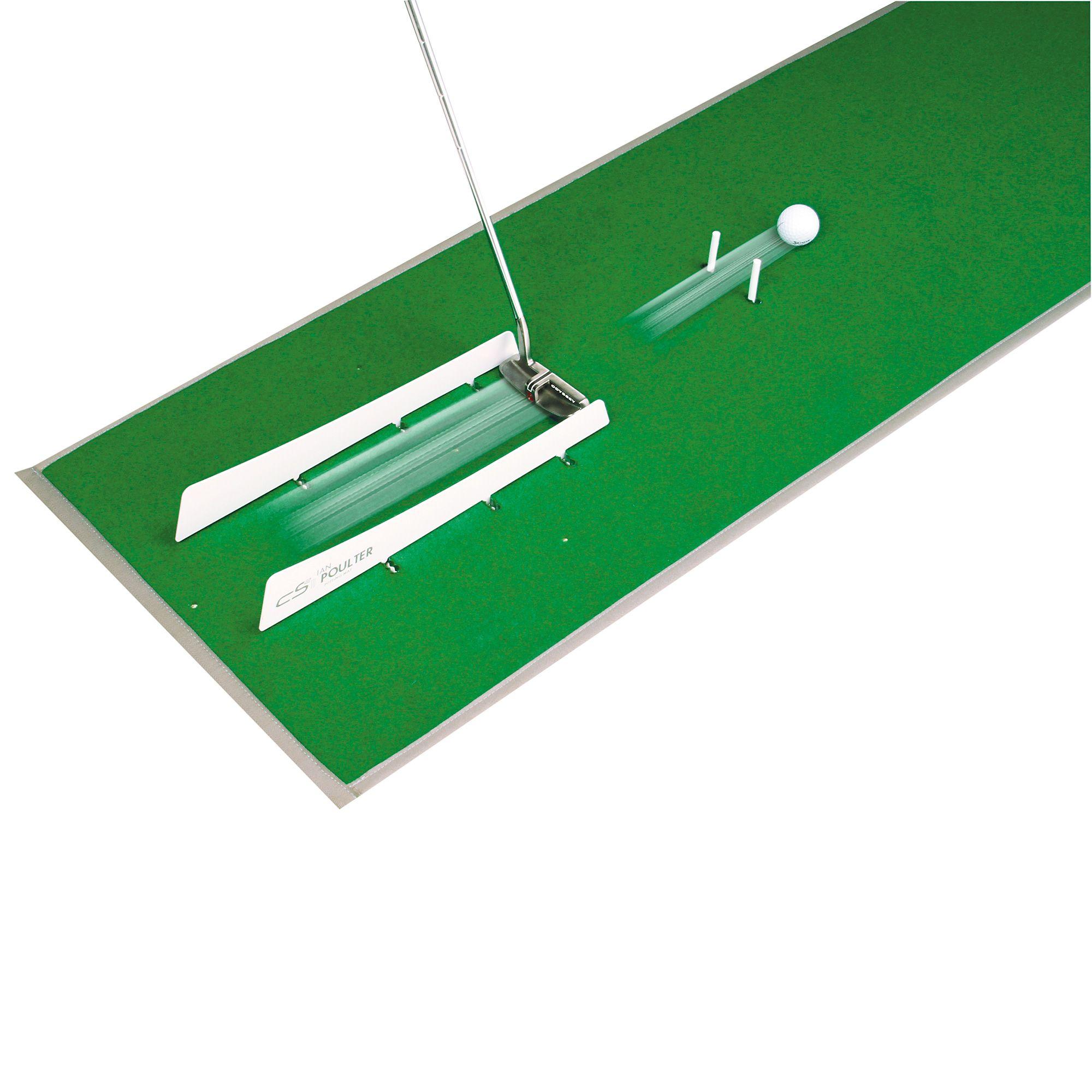 Cs2 Ian Poulter Golf Putting Mat Sweatband Com