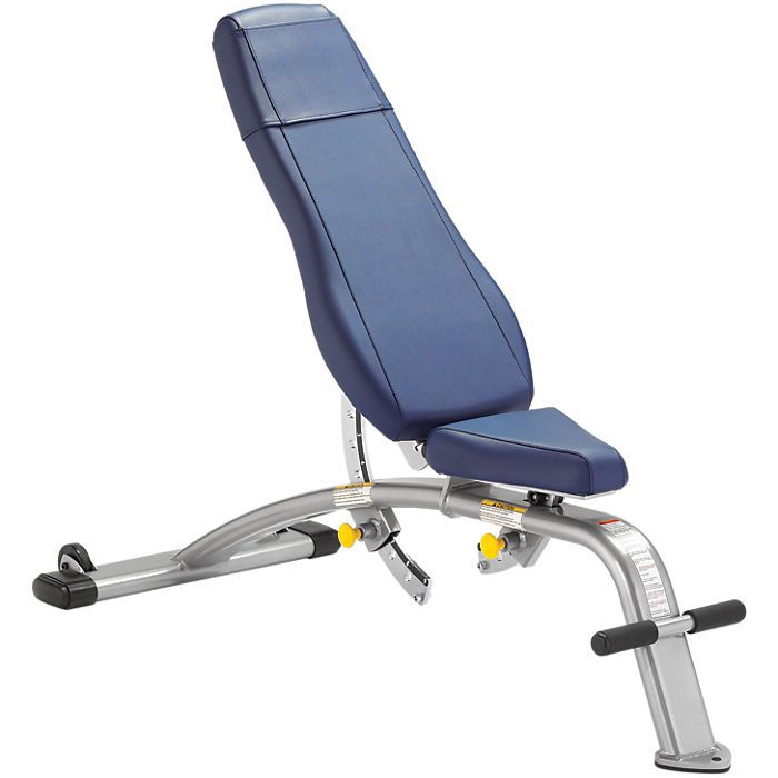 Cybex Free Weights Adjustable 10 To 80 Bench