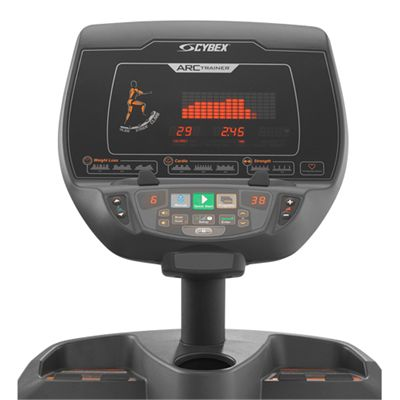 Cybex 625AT Total Body Arc Trainer Console