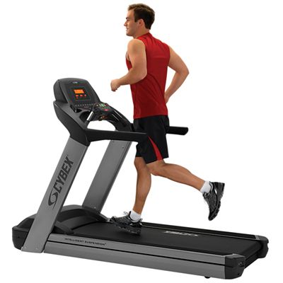 Cybex 625T Treadmill with PEM In Use