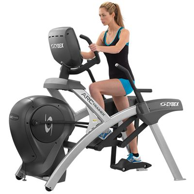 Cybex 770A Lower Body Arc Trainer In Use