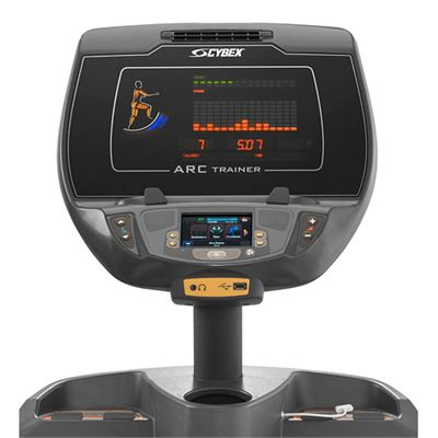 Cybex 770AT Arc Trainer Console