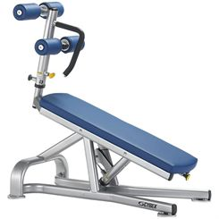 Cybex Free Weights Bent Leg Abdominal Board