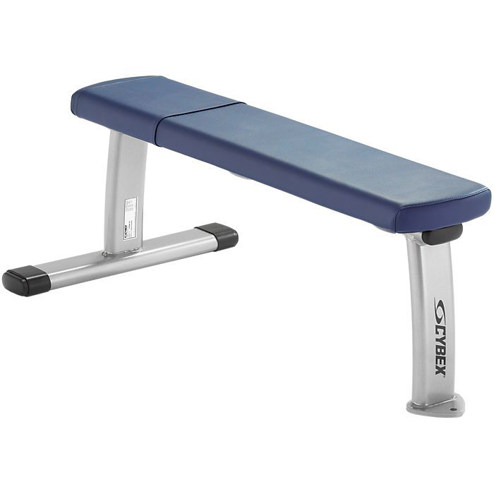 Free Weights Bench: Cybex Free Weights Flat Bench