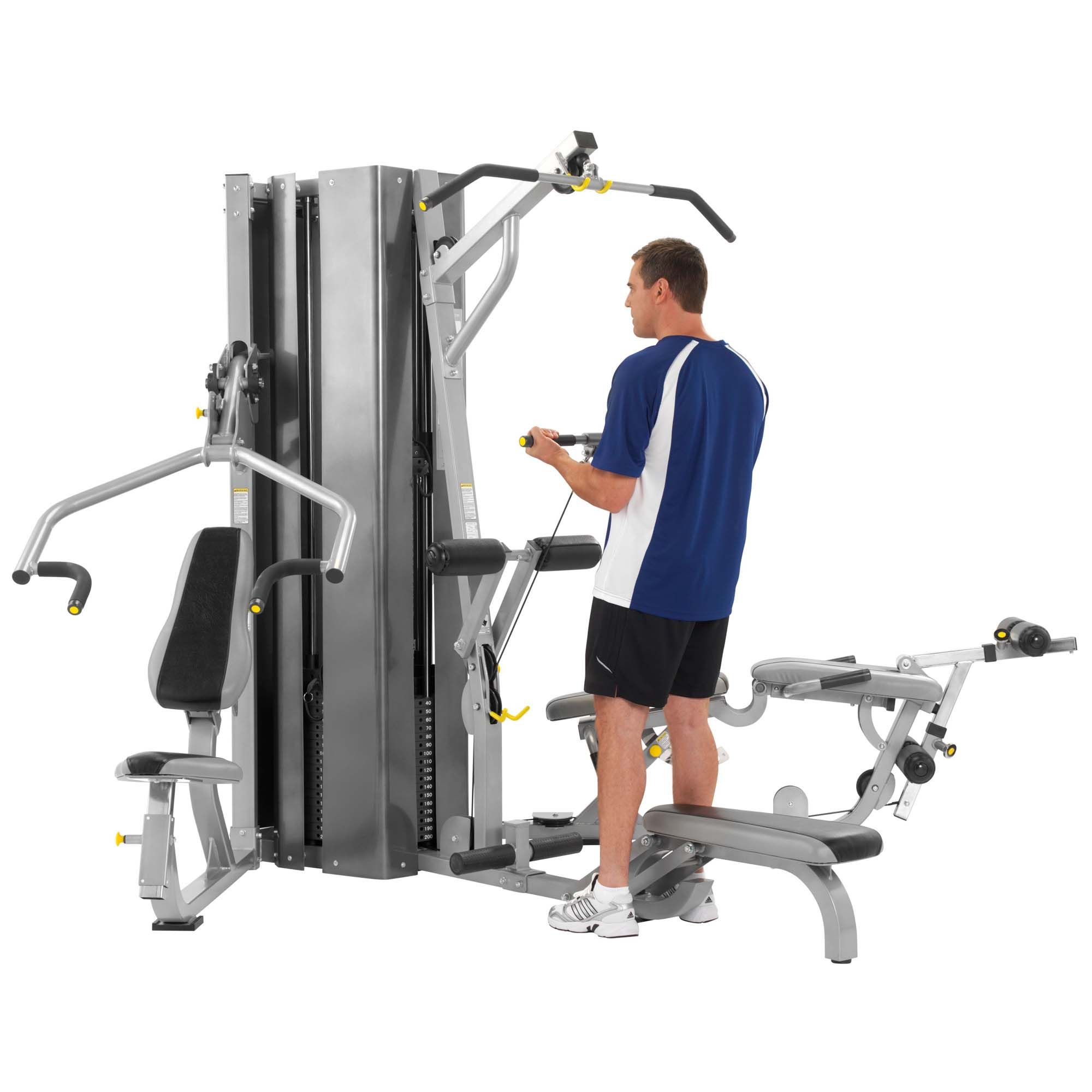 Cybex Mg 525 3 Stack Multi Gym