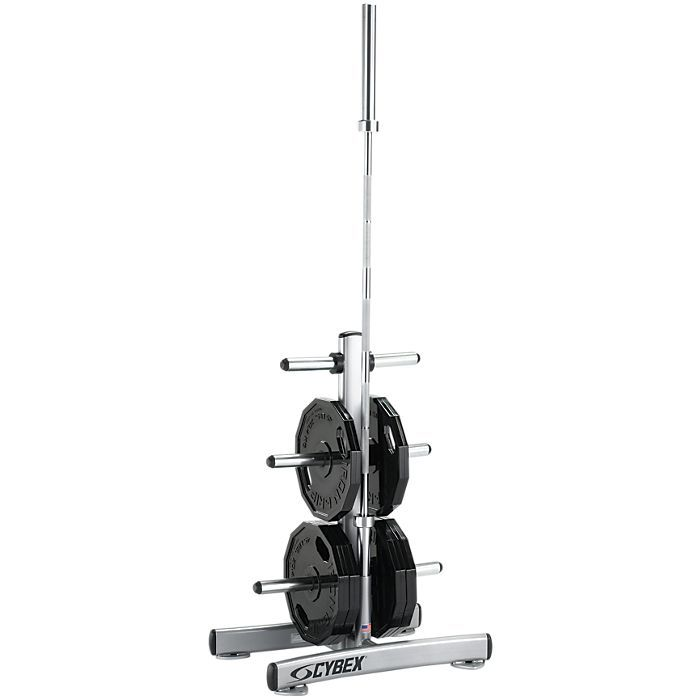 Free Weights Sports Direct: Cybex Free Weights Weight Tree With Bar Storage