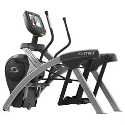 Cybex 625AT Total Body Arc Trainer with E3 View Embedded Monitor