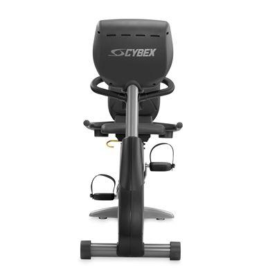 Cybex 625R Recumbent Bike - Front View