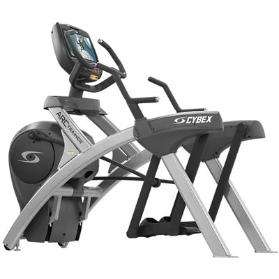 Cybex 770A Lower Body Arc Trainer with E3 View Embedded Monitor