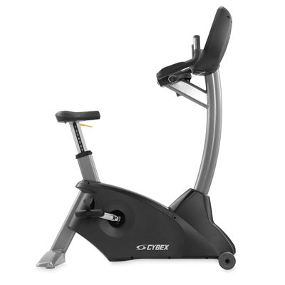 Cybex 770C Upright Bike - Side View