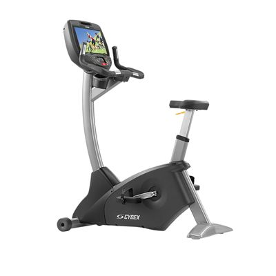 Cybex 770C Upright Exercise Bike with E3