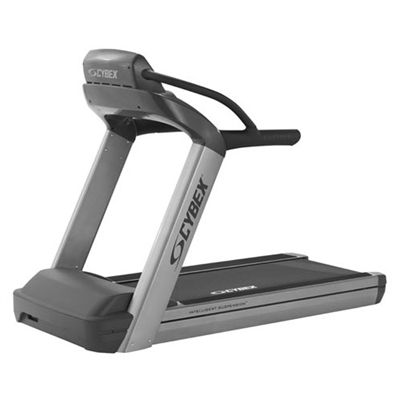 Cybex 770T Treadmill with E3 View Embedded Monitor - Side