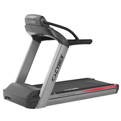 Cybex 790T Treadmill with E3 View Embedded Monitor - Side