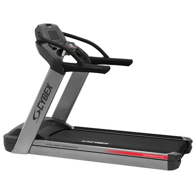 Cybex 790T Treadmill with E3 View Embedded Monitor