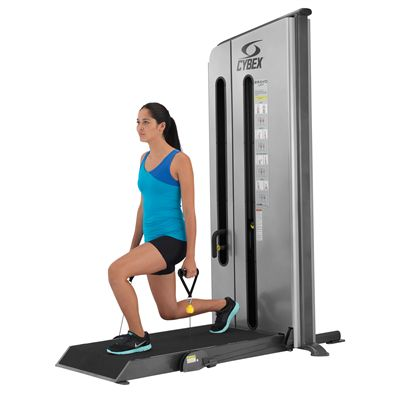 Cybex Bravo Lift in Use Female