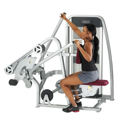 Cybex Eagle Incline Pull