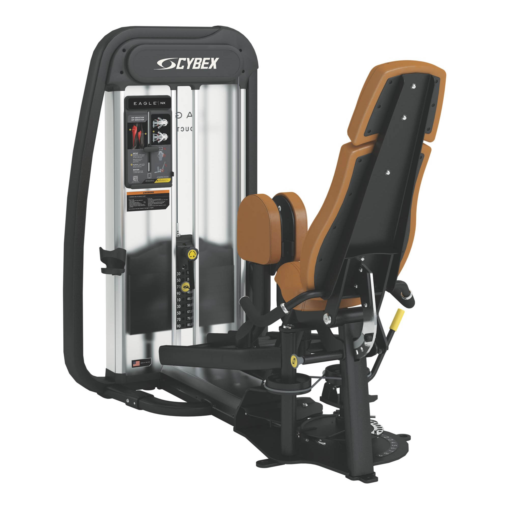 Cybex Eagle NX Hip Ab and Ad