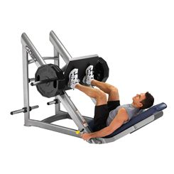 Cybex Plate Loaded Leg Press