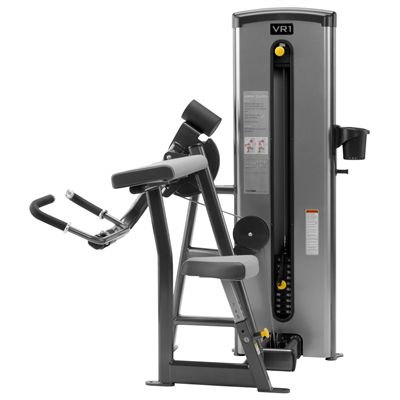 Cybex VR1 Arm Curl Traditional