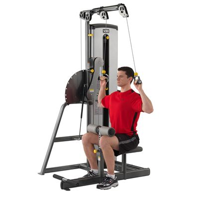 Cybex VR1 Duals Lat and Row In Use Second View