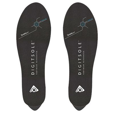 Digitsole Run Profiler Bluetooth Insoles - Bottom - Top