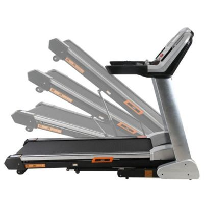 DKN RoadRunner Treadmill Folded