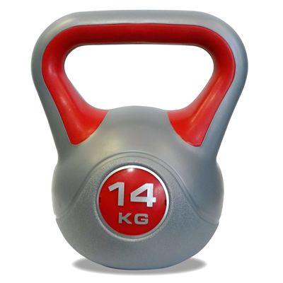 DKN 14kg Vinyl Kettlebell