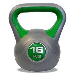 DKN 16kg Vinyl Kettlebell