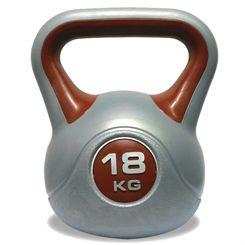 DKN 18kg Vinyl Kettlebell
