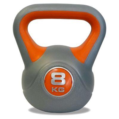DKN 8 kg vinyl kettlebell