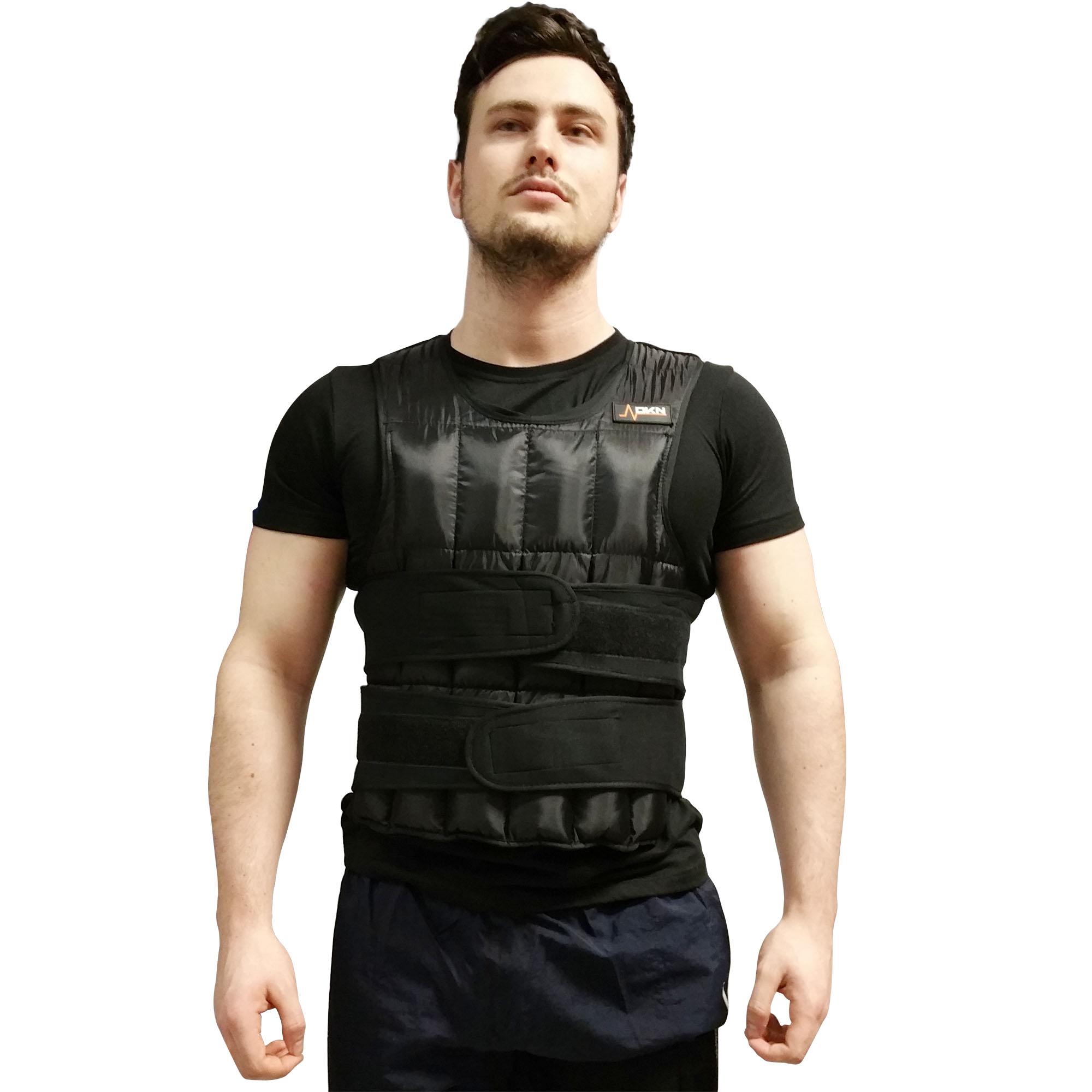 DKN 20kg Adjustable Weighted Vest