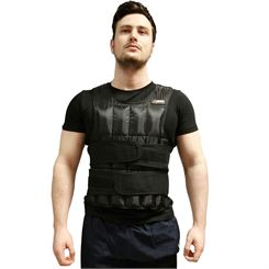 DKN 20kg Adjustable Weighted Vest