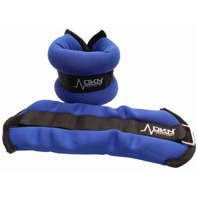 DKN 2 x 0.5kg Wrist Weights Image