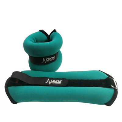 DKN 2 x 1kg Ankle Weights Image